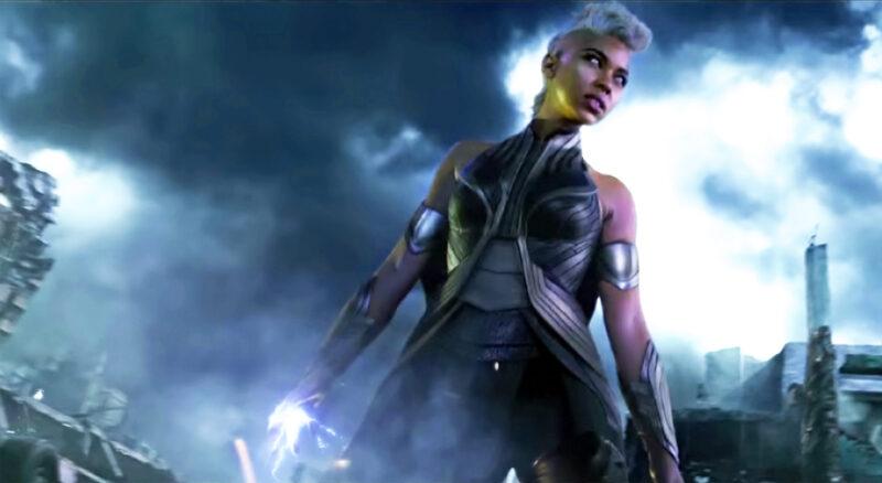 storm X-Men- Apocalypse Trailer