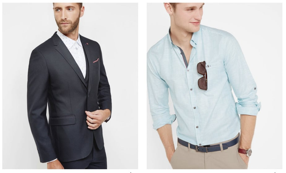 Save 25% off Menswear During the Ted Baker Spring Event