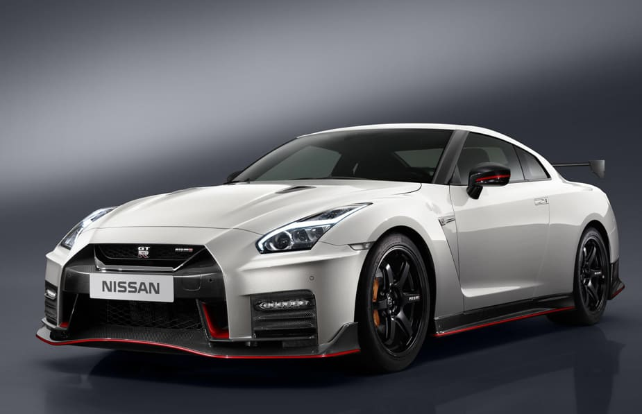 The 2017 Nissan GT-R NISMO Delivers Ultimate Driving Pleasure