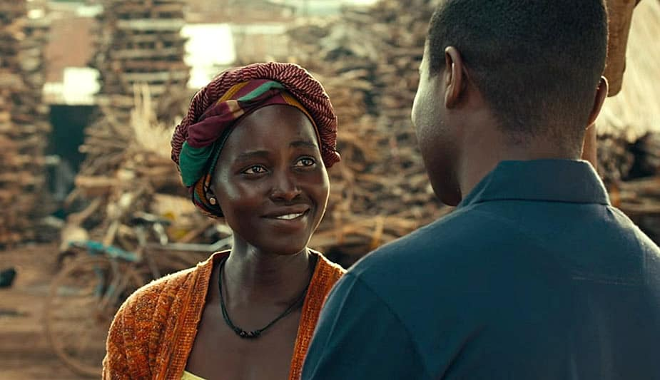 "David Oyelowo and Lupita Nyong'o Star in ""Queen of Katwe,"" the Story of a Young Chess Champion from Uganda"
