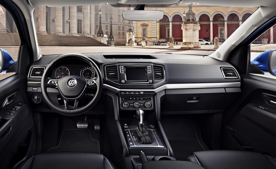 Volkswagen Amarok Cockpit