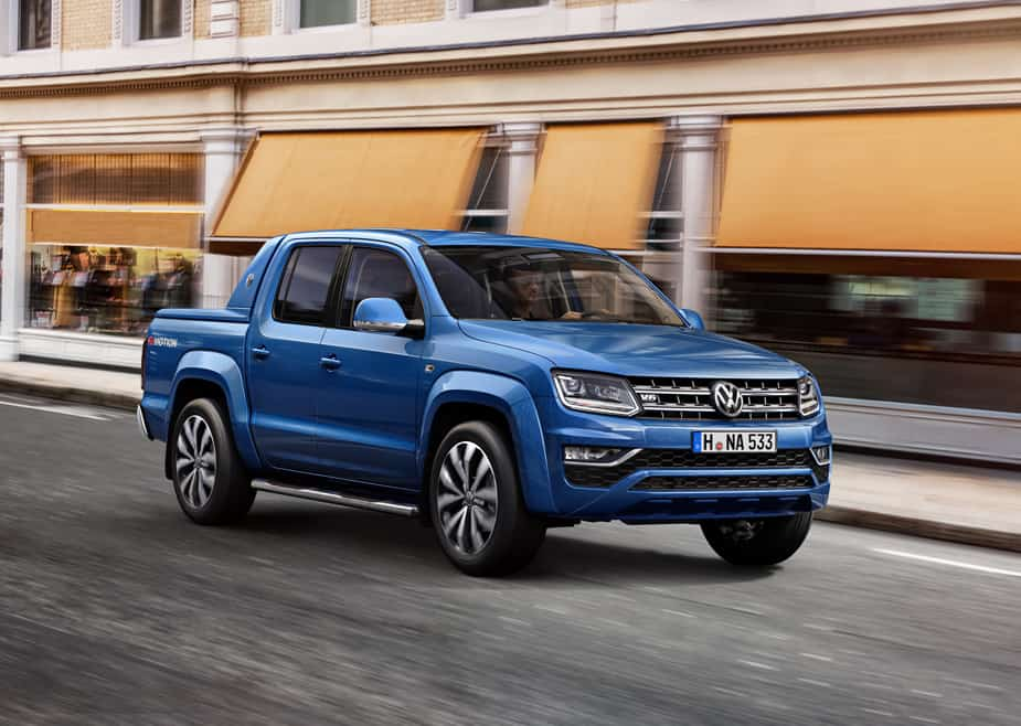 Yes, Volkswagen Does Make Pickup Trucks