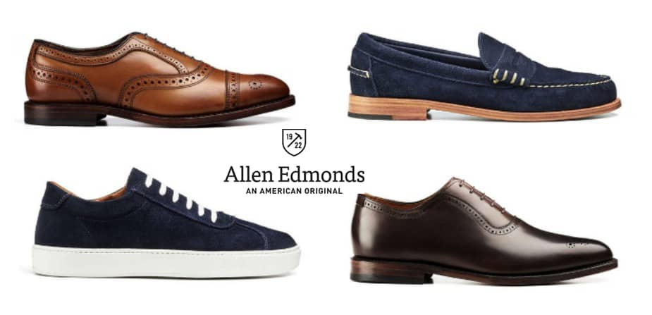 Save Big During the Allen Edmonds CEO Favorites Sale