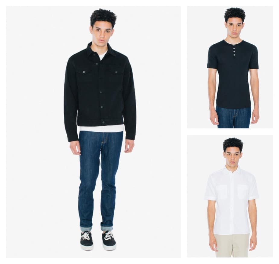 Get Great Deals During the American Apparel Memorial Day Sale
