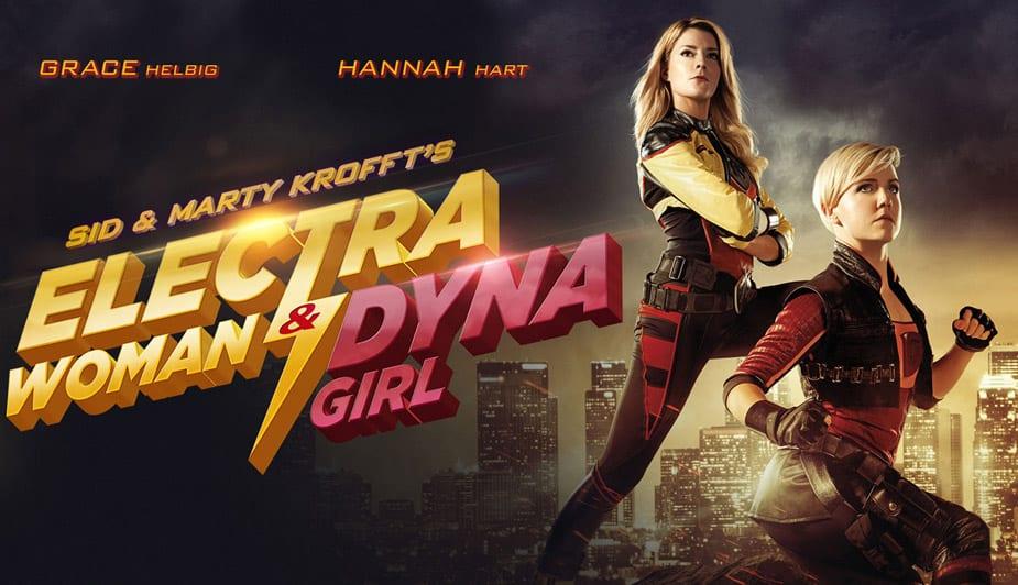 elektra woman and dyna girl movie