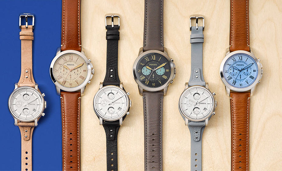 Get Select Fossil Watches for Only $95