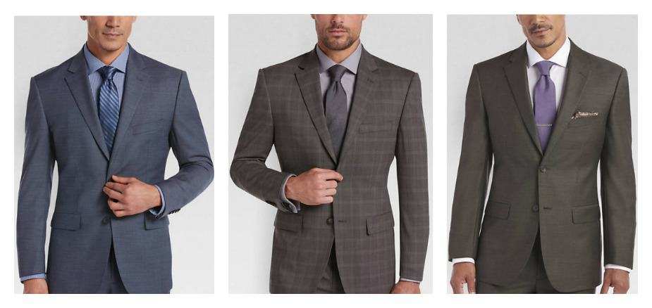 Kenneth Cole Suits are Only $249.99 at Men's Warehouse
