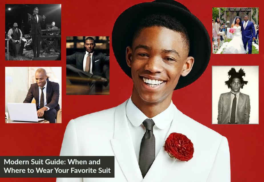 Modern Suit Guide: When and Where to Wear Your Favorite Suit