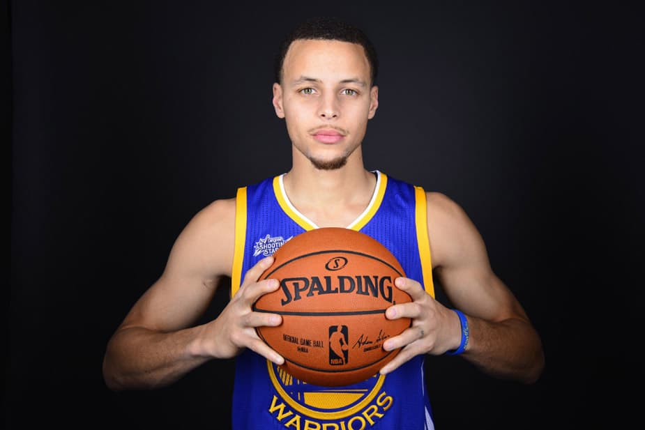 Watch These Incredible Career Highlights from NBA MVP Steph Curry