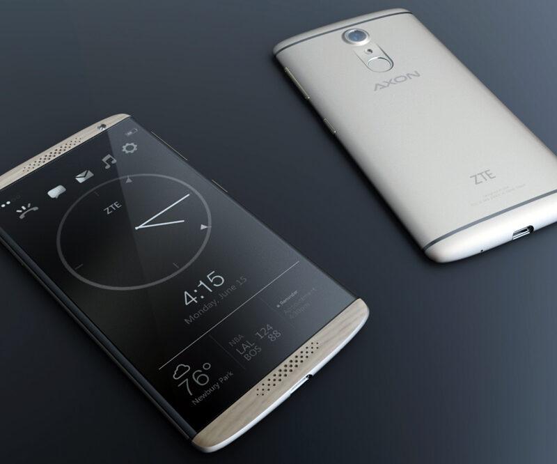 zte axon 7 smart phone bmw