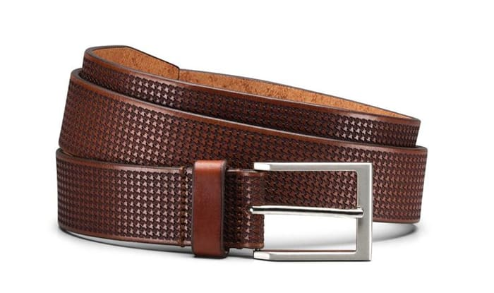 allen edmonds SHOREWOOD AVE BELT