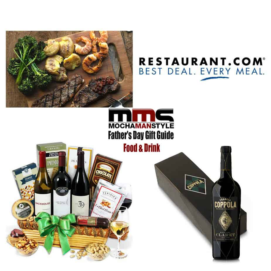 2016 Father's Day Gift Guide – Food & Drink