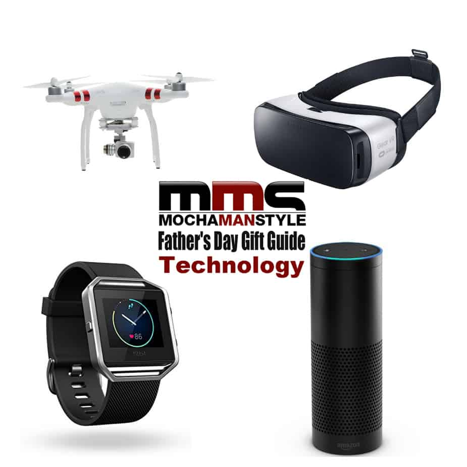 Tech Gifts For Dad 2016 Father's Day Gift Guide  Technology  Mocha Man Style