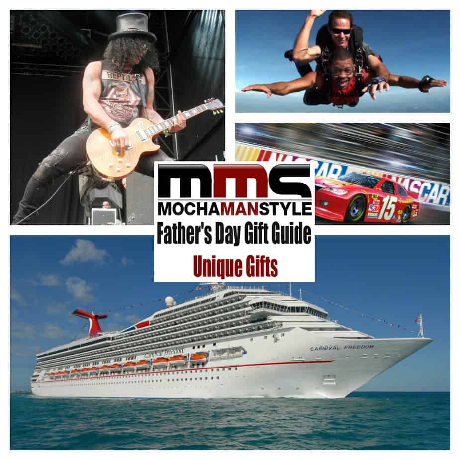 2016 Father's Day Gift Guide – Once-in-a-Lifetime Experiences