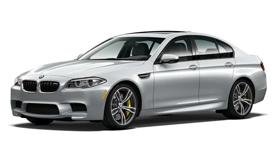 The BMW M5 Pure Metal Silver Limited Edition is a Precious Machine