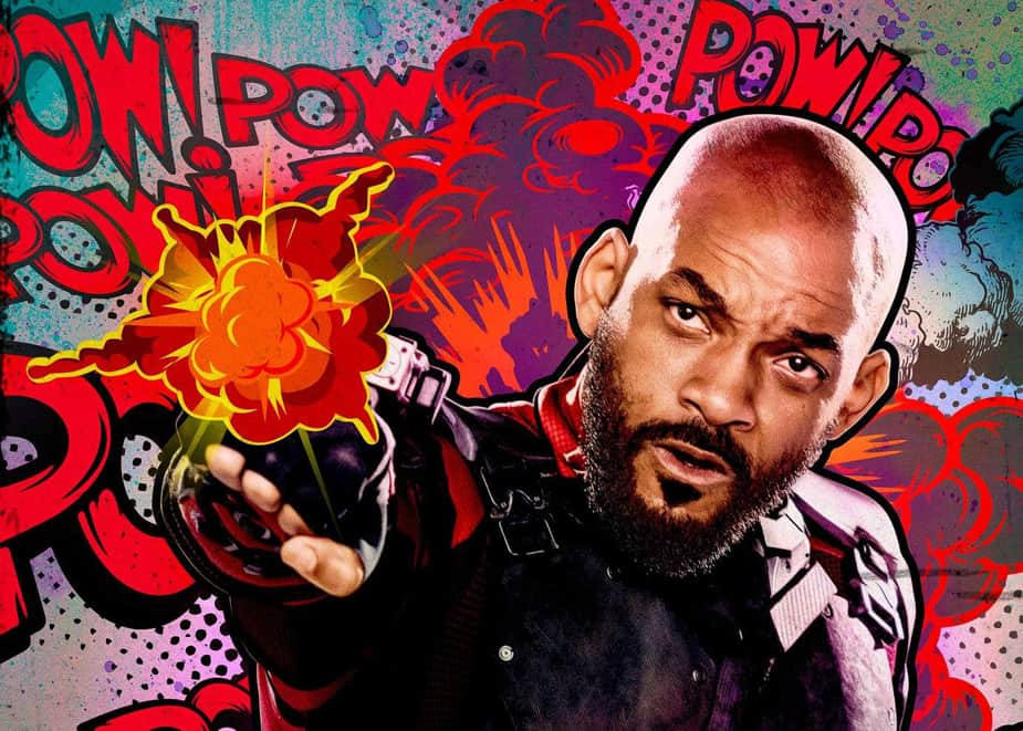 deadshot will smith suicide squad
