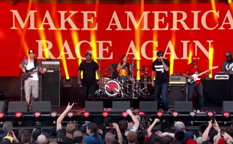 """prophets of rage """"Killing in the Name Of"""""""