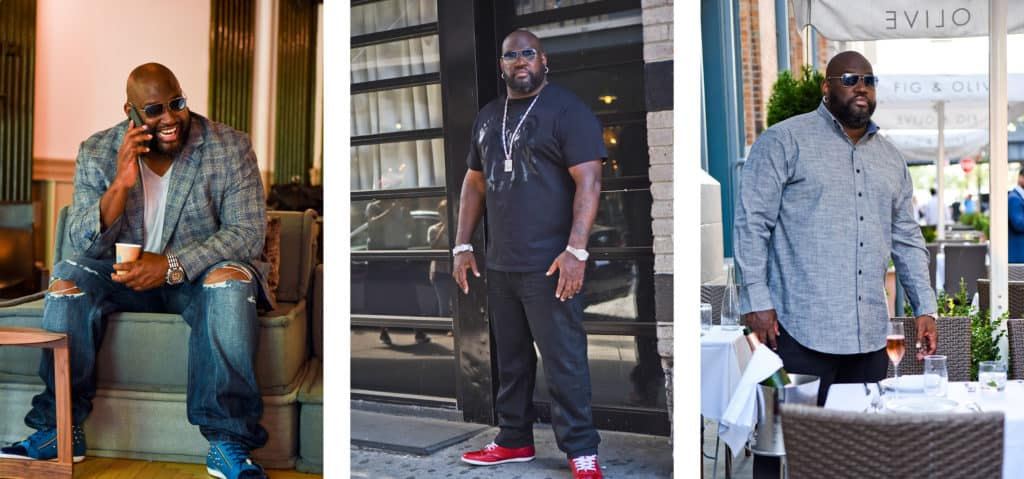 Baseball All-Star Mo Vaughn Launches MVP Collections for Big & Tall Men