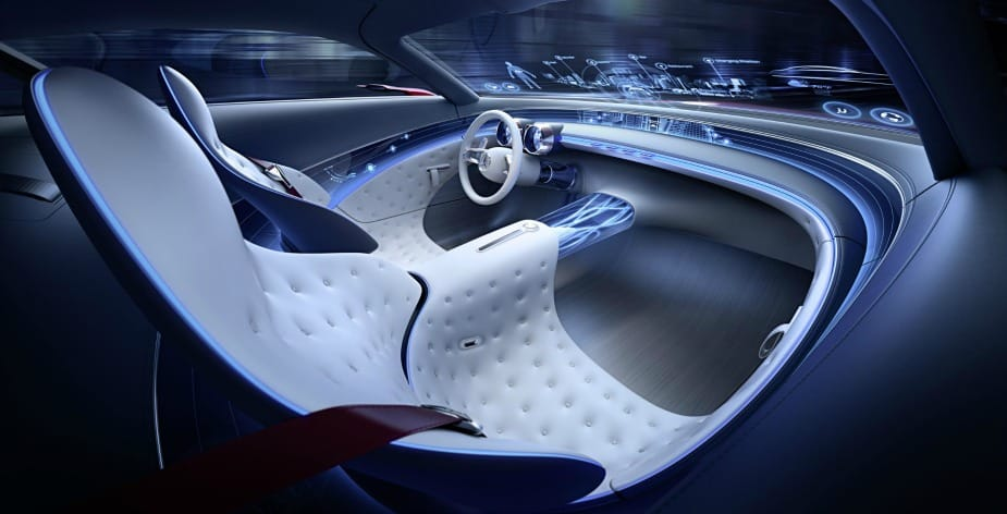 concept car interior design