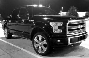 Luxury Pickup Truck