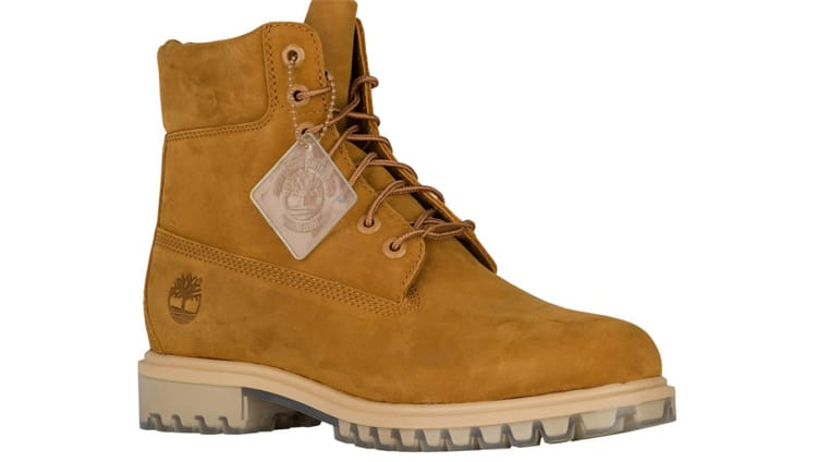 exclusive limited edition timberland boots from the legends collection at foot locker