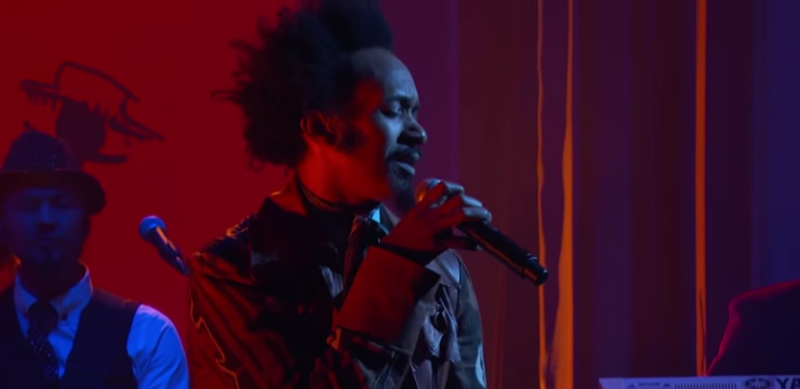 Fantastic Negrito on Jimmy Kimmel Live