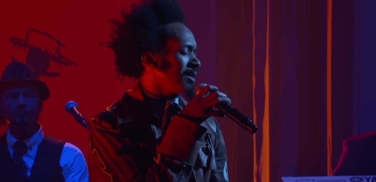 Fantastic Negrito on Jimmy Kimmel Live
