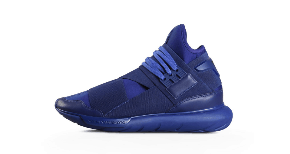 adidas y-3 qasa high top sneaker