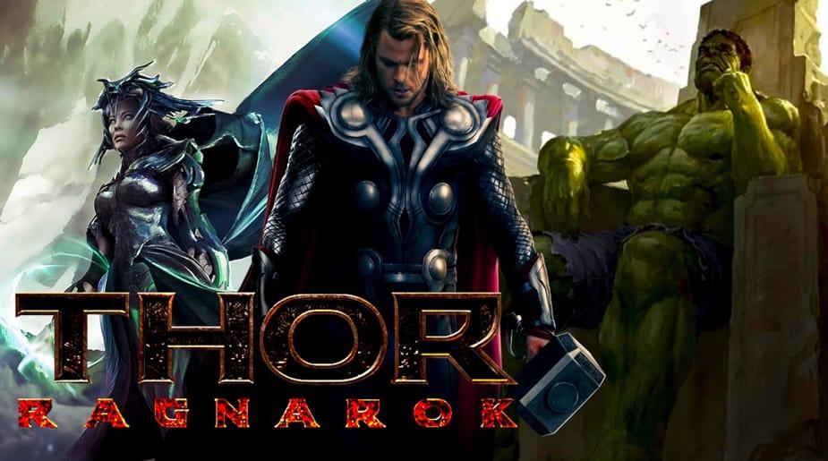 Thor Ragnarok trailer