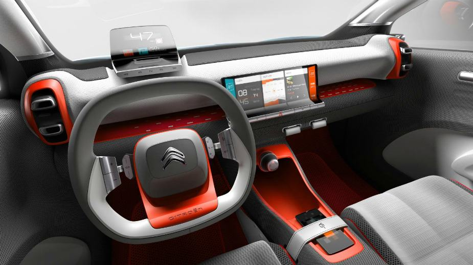 CITROËN interior