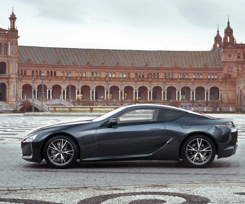 lexus lc 500 performance coupe