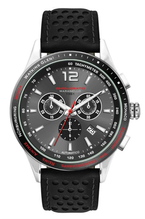 Omologato Watches maranello chronograph watch