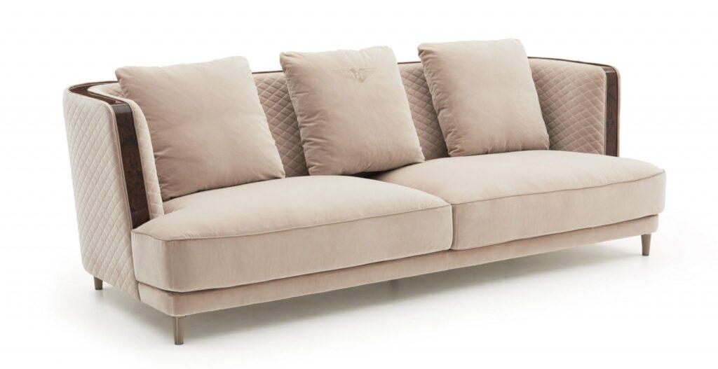Bentley home stamford sofa