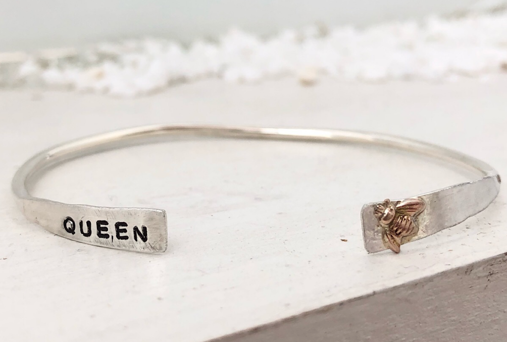 isabelle grace queen bee cuff