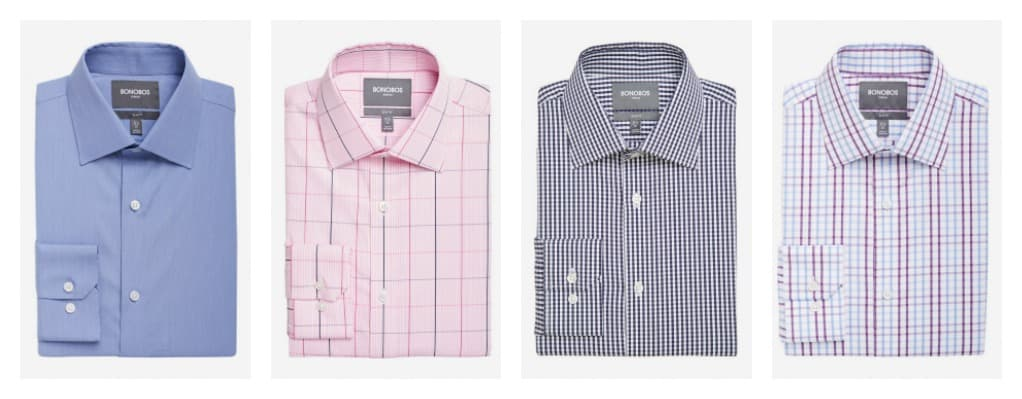 Close the Deal in a Bonobos Jetsetter Dress Shirt