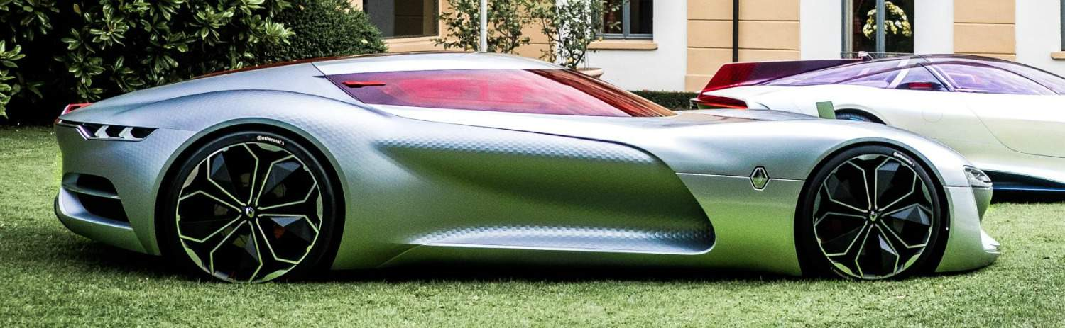 Renault TreZor Voted Most Beautiful Concept Car