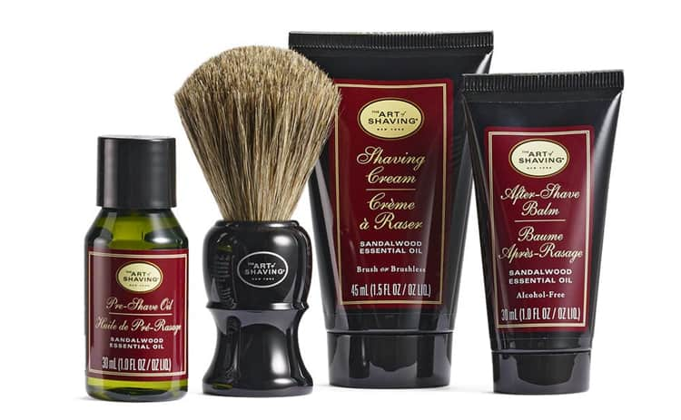 father's day gift guide art of shaving