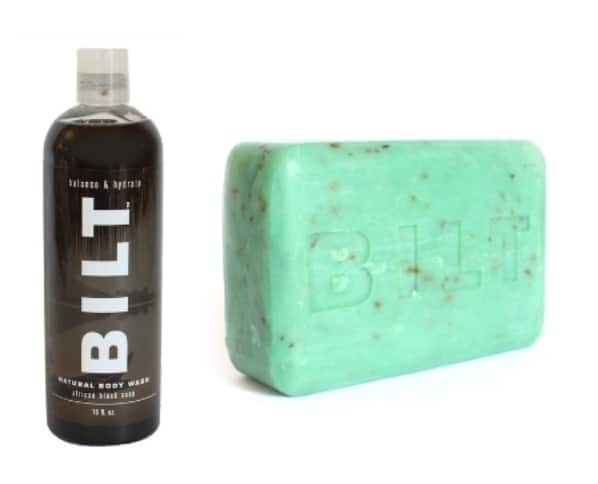 bilt body wash bilt soap