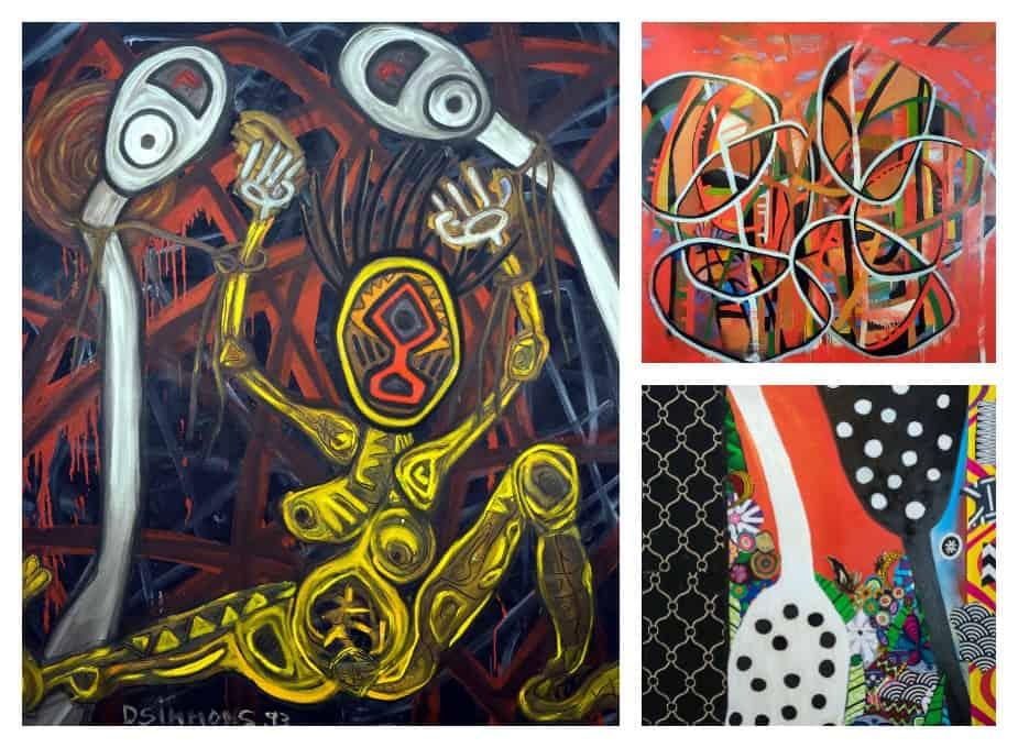 Danny Simmons Art