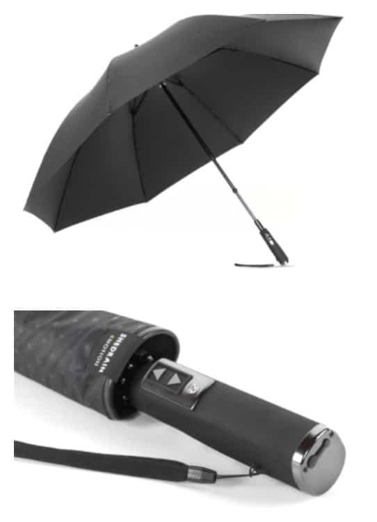 e-Motion™ Motorized Open & Close Golf Umbrella