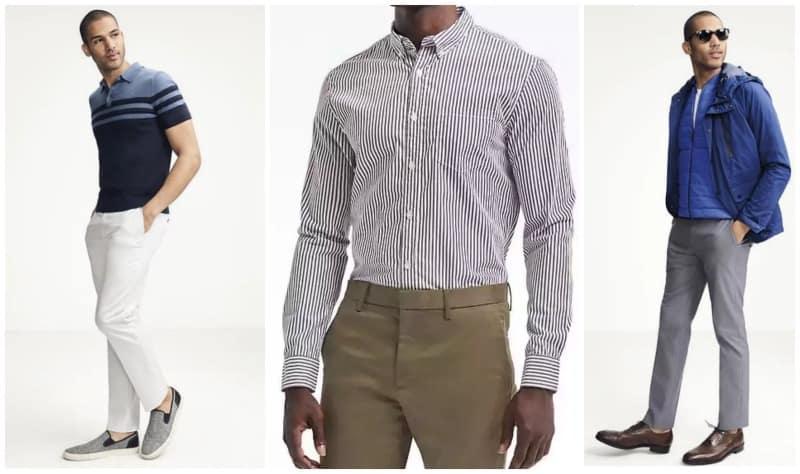Banana Republic Men's Fashion
