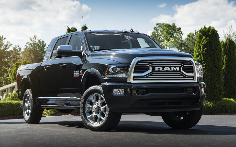 2018 Ram 2500 Limited Edition Tungsten Pickup Truck
