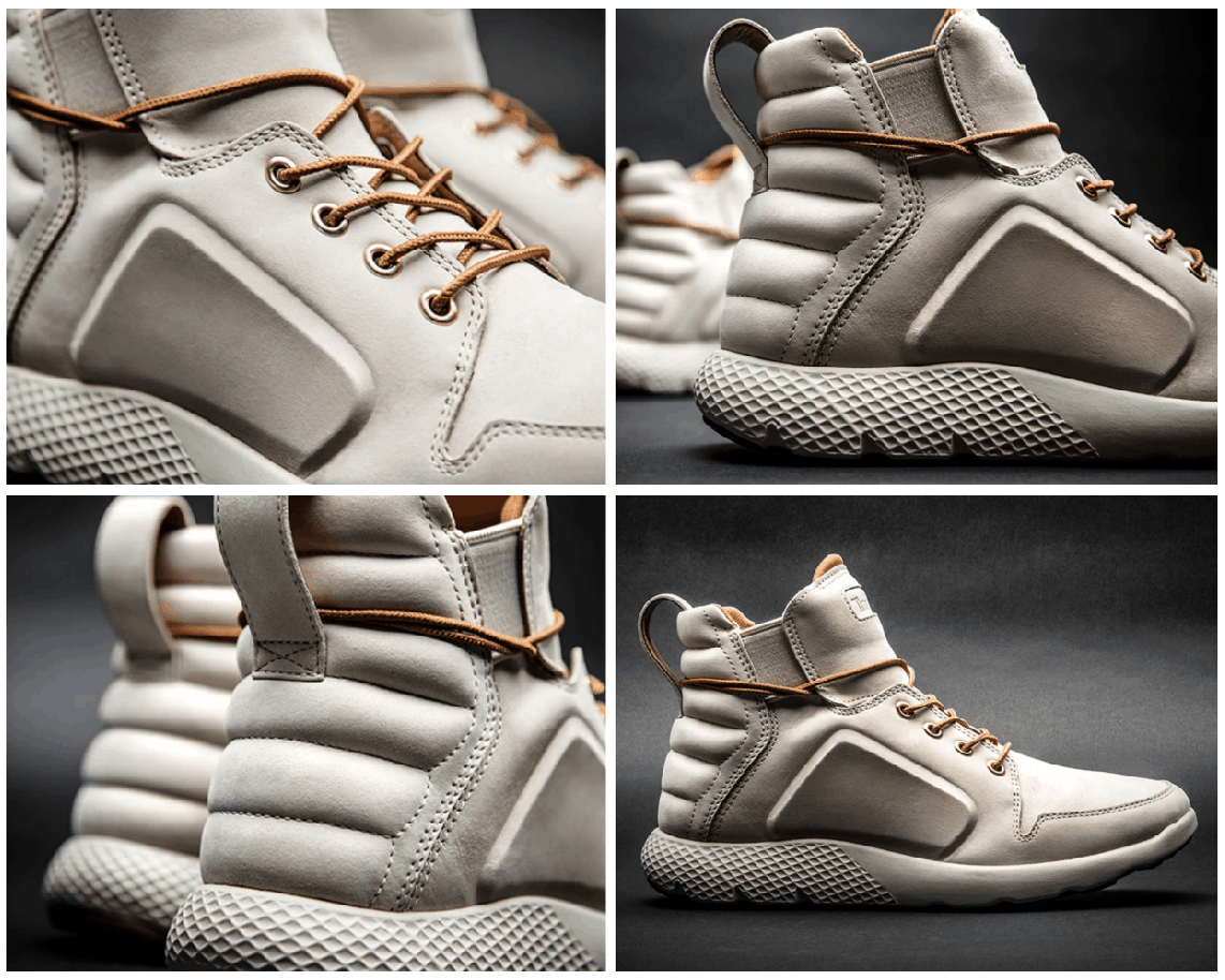 TIMBERLAND VOLUME VII - FLYROAM SPORT HIKER from Footlocker - NAS