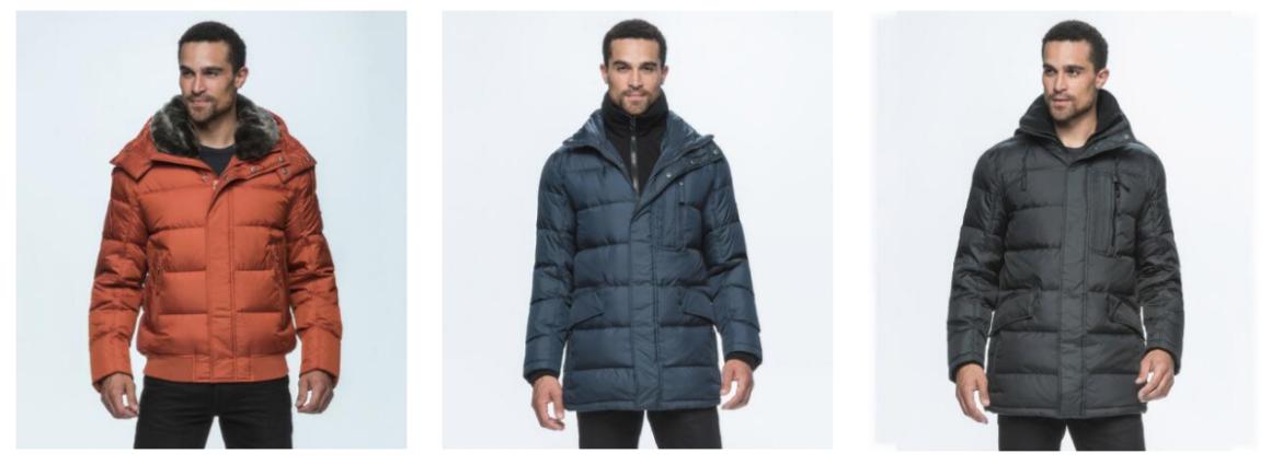 Andrew Marc Men's Designer jacket