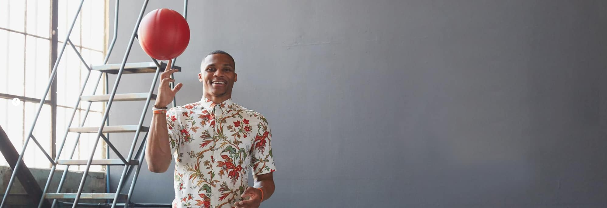 Russell Westbrook Gives TUMI an Assist with New Travel ...