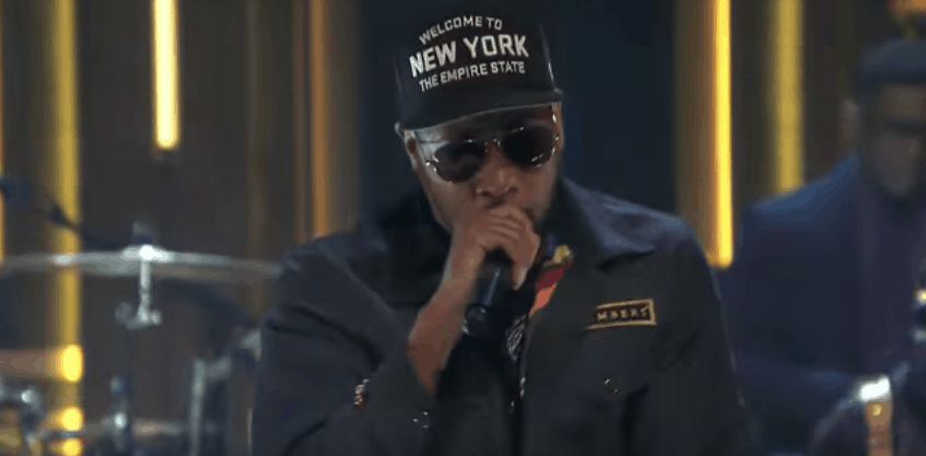"Wu-Tang Drops New Album and Performs ""My Only One"""