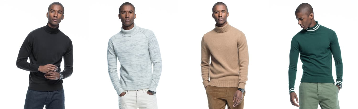 Get Ready for Winter with These Luxurious Turtlenecks