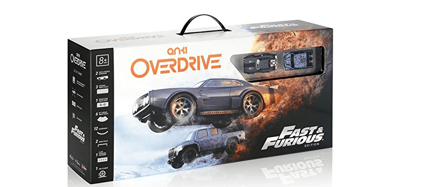 Anki Drive Fast and Furious