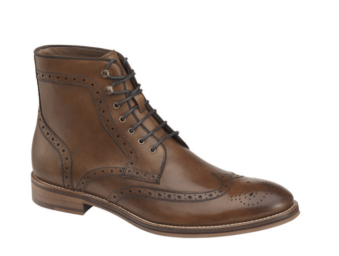 Johnston & murphy Wingtip Boot