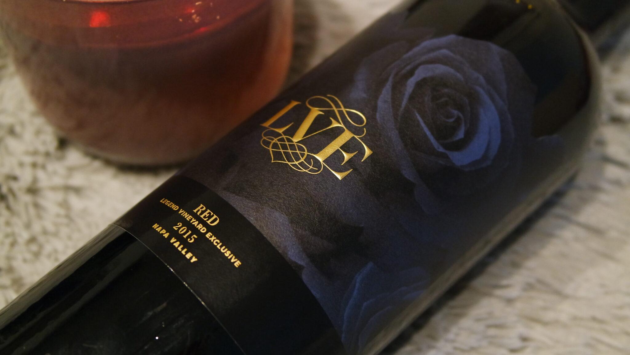 John Legend LVE Collection Wine